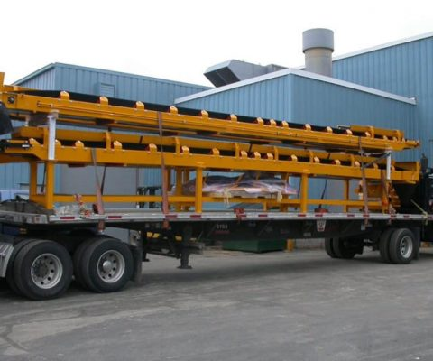 2011 Maxon 24″ x 40′ Conveyor