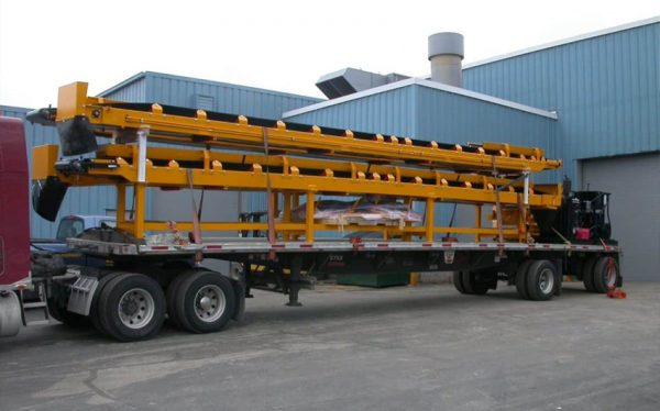 2011 Maxon 24″ x 40′ Conveyor