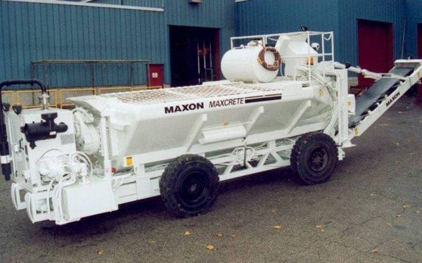 2012 Maxon Mobile Maxcrete