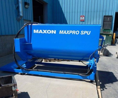2015 Maxon Mini-Maxcrete