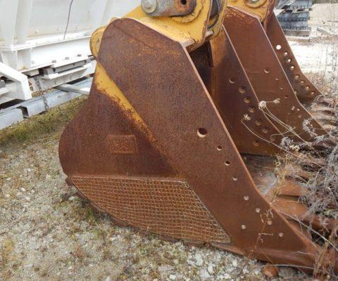 CAT Bucket (for 345D Excavator)