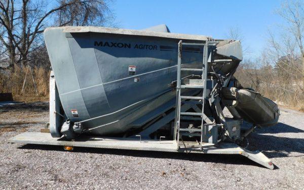 Maxon Used Equipment
