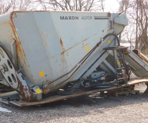 Maxon Used Equipment