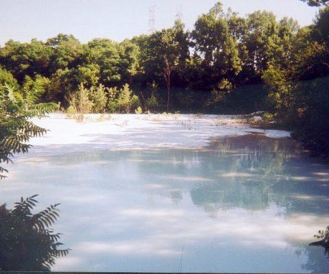 Redland Genstar Pond Sediments