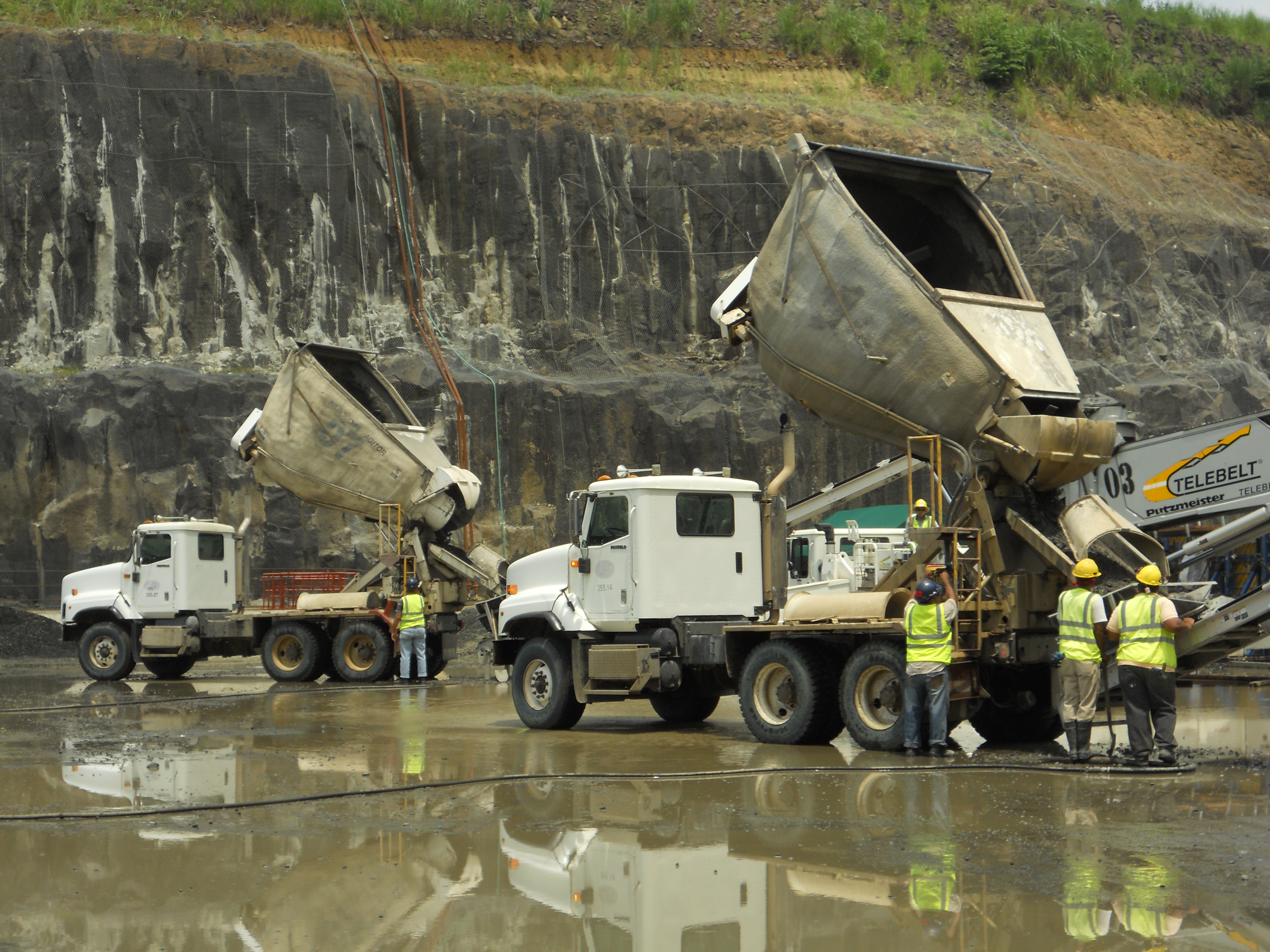 Panama Canal 3rd Set of Locks