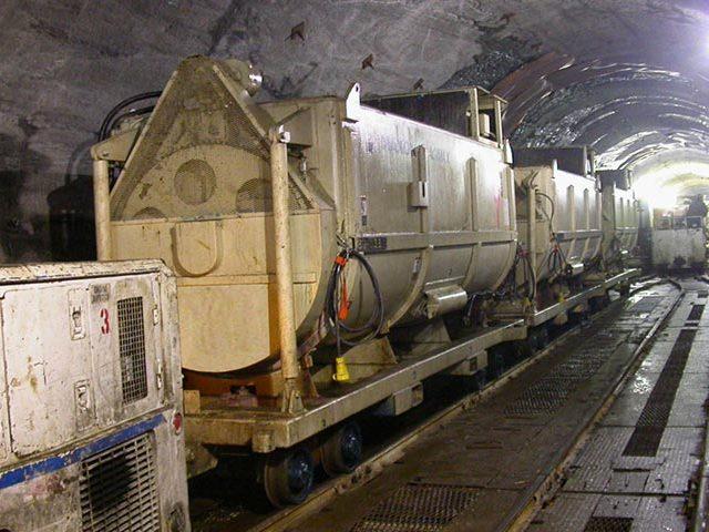 Tunneling, Mining, and Shotcrete