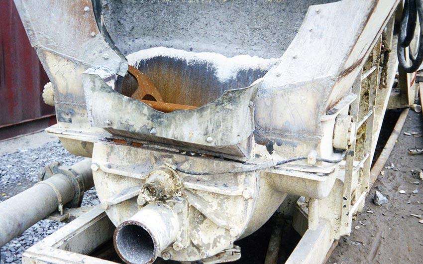 Tunnel No. 3 Rail Mounted Agitor
