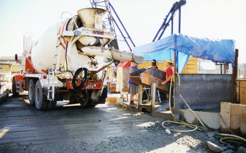 Ferrara Bros Concrete Mixing