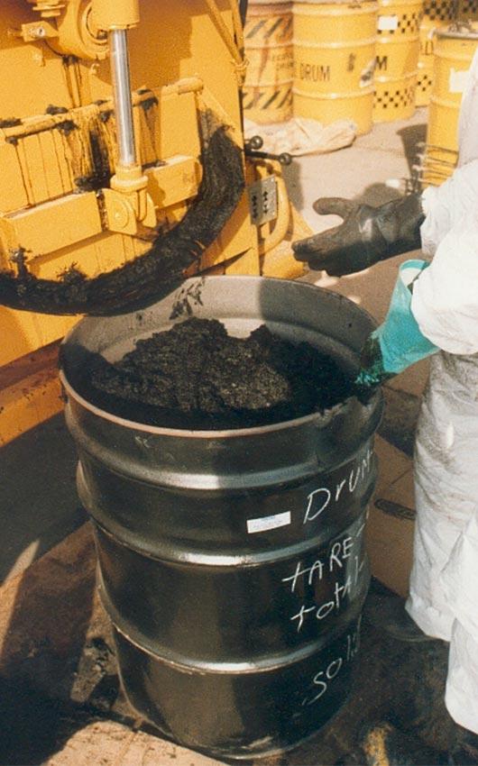 Waste Drum K-25