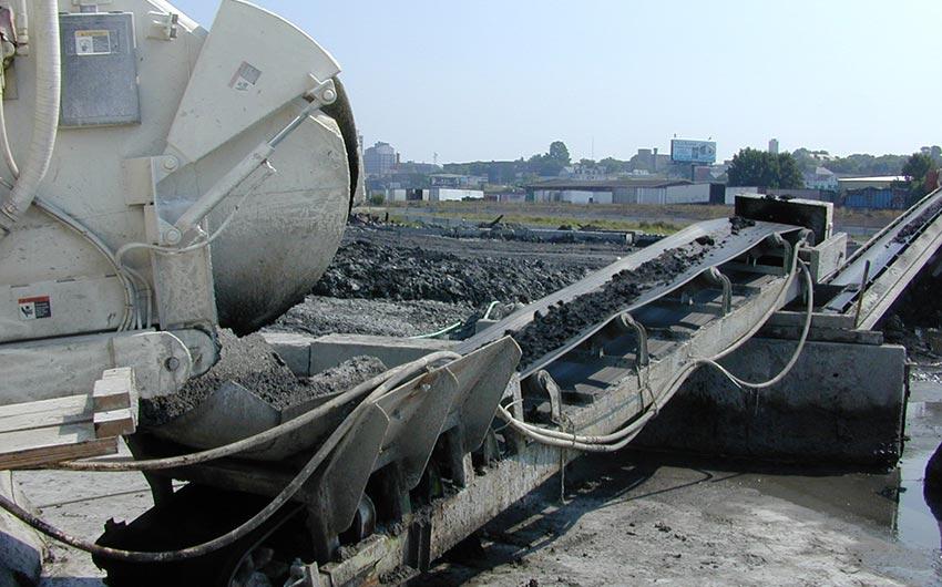 Maxcrete Solidifies Harbor