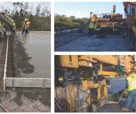 Ajax Paving Re-Introduces Concrete to Florida Highways