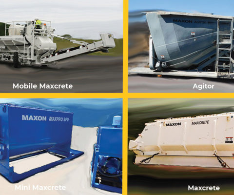 Maxon Units Available for Rent!