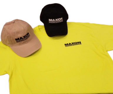 Maxon's Spooktacular Deal with Give-Aways!