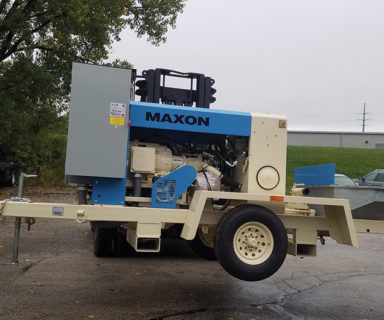 Maxon Manufactures PTV-710E Big Blue