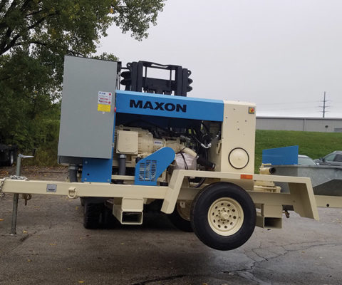 Maxon Manufactures PTV-710E Big Blue