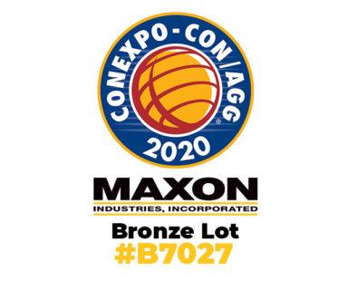 Maxon at ConExpo-Con/Agg 2020 Recap!