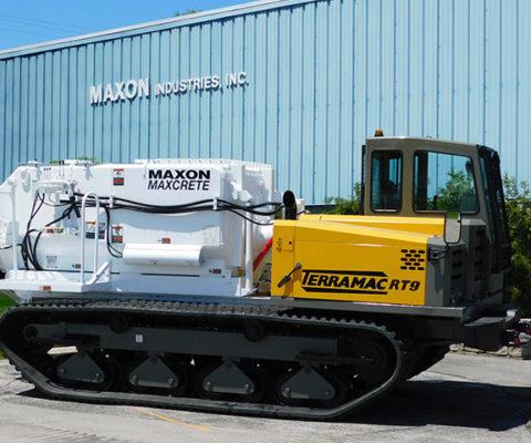 Remote Concrete Delivery