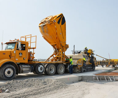 We Visited Our Michigan Paving Customers!